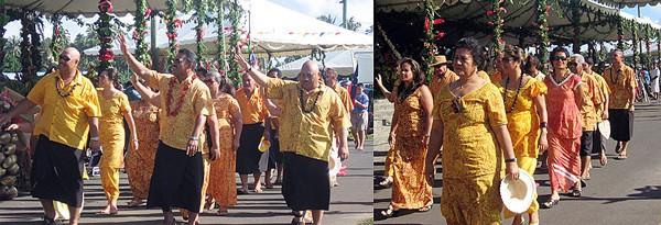 Tapuni Kolisi Samoa, Avele ma Leifiifi