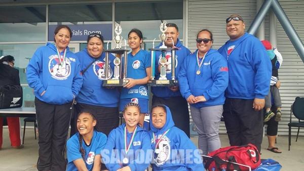 Siamupini Samoa Pacific Challenge Cup 2015