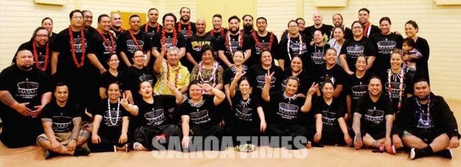 O a'u o le Samoa Moni i la'u Gagana