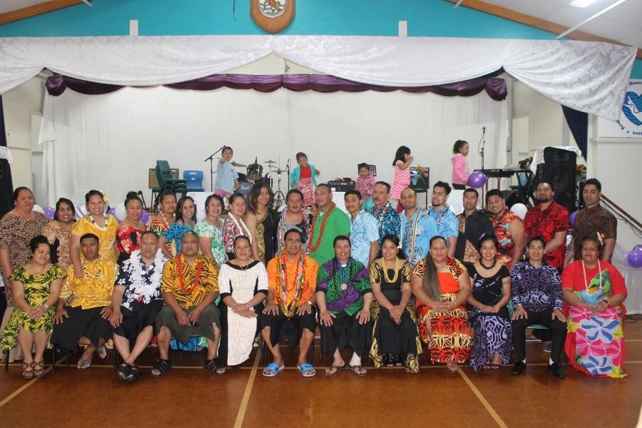 Saili Tausala & Manaia a le Heart of Worship