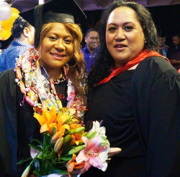 """Siitia e """"Faye"""" le igoa o Samoa i le TMG Training Institute"""
