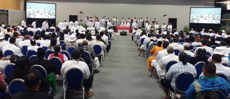 Usuia Fonotaga a le Assembly of God Church of Samoa