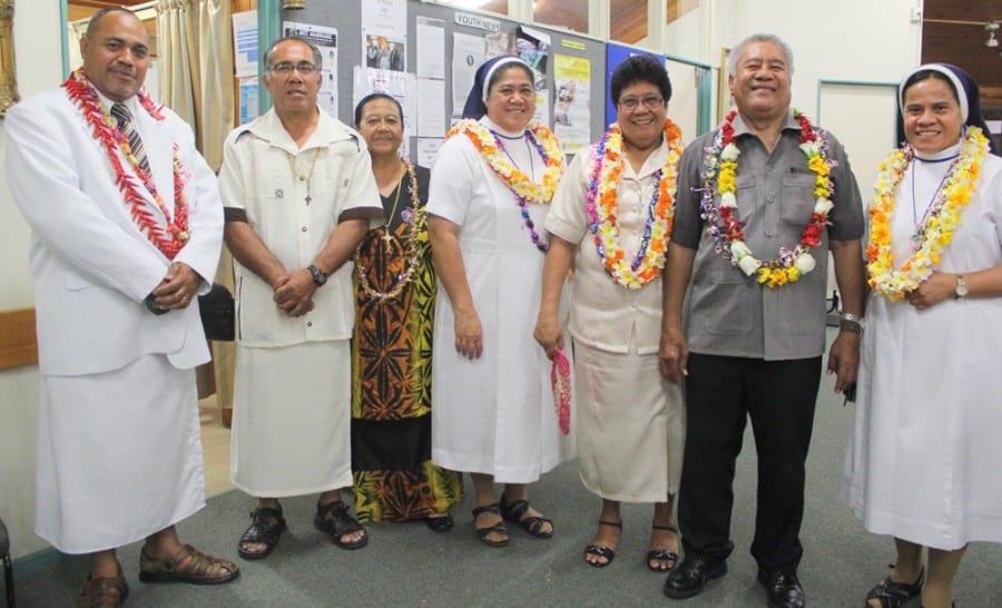 Tuufaatasi le Misasa a le Matagaluega Katoliko QLD o le Vaeluaga