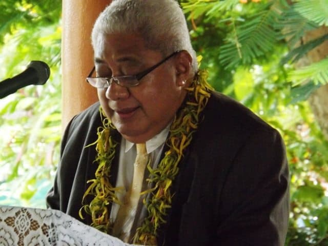 Le afioga i le Faamasino Sili, Patu Tiavaasue Falefatu Sapolu, o le a tauaveina mataupu e iva ua faaulu i le faamasinoga ua fesiligia ai le agavaa o nisi o sui tauva o le faigapalota