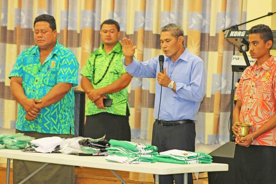 Masii le 'au a Malisi Aukilani i le 7 a Malisi i Samoa