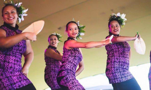 Toe foi le Pasifika Festival i Western Springs