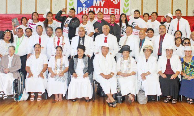 Mafuta faatasi le Tino o Keriso Samoa Christian Universal Church