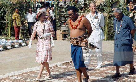 Sola se isi poutu toa o le aganuu ma upufai o Samoa