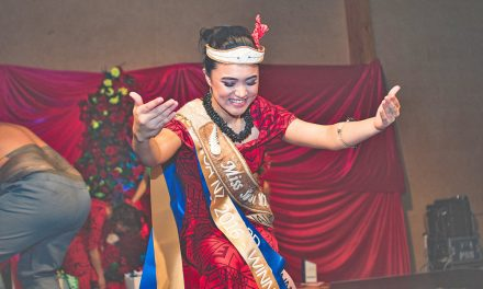 Naomi Eta Fruean Miss Samoa NZ 2016