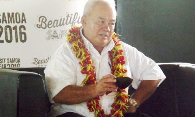 Lilivau lagona ua faasāolo faipisinisi Asia i Samoa
