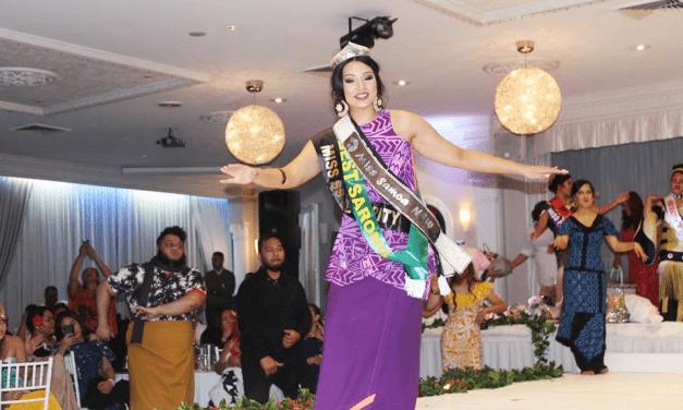 Manumalo Tayla Scanlan Miss Samoa NSW