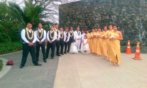 Faavae le aiga fou o Tito ma Winnie Niue