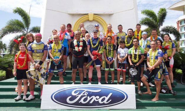 Tim Robertson – Siamupini Ford Tour of Samoa
