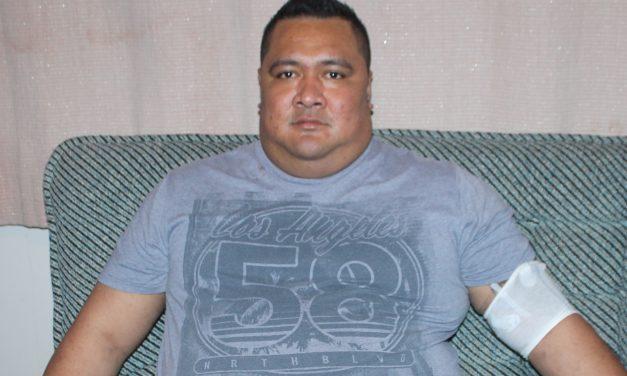 Tagisia e Ioane Suapula lau fesoasoani Samoa