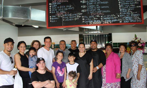 Tatala KC Foods i Sini mo tagata Samoa