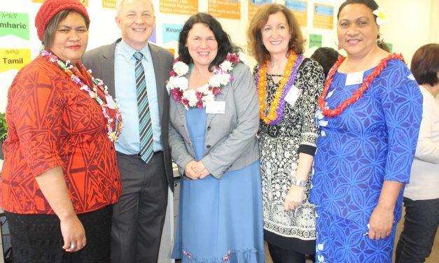 O Samoa le atunuu muamua ole Pasifika ile CAB Language Connect