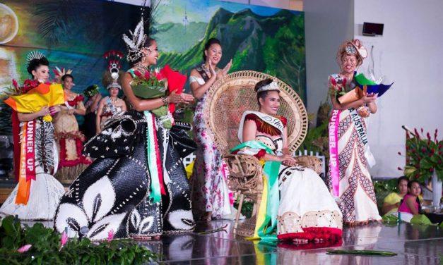 Priscilla Paleagaese Olano – Miss Samoa 2016-2017