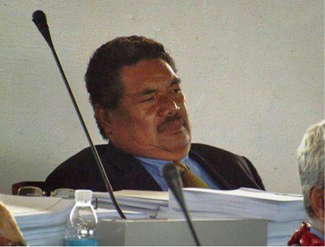 Tuua Samoa ele minisita lagolago e lei uma le faamasinoga
