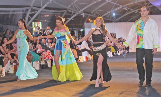 A'e manuia le Pacific Runway Fashion 2016