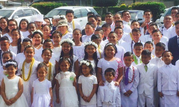 Vaaiga ile Aso Sa ole fanau Samoan AOG Kingston