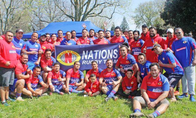 Sauni le Nations e faafetoai le Apia Maroon ile semifinal