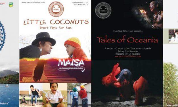 Tatala ata tifaga mataina ile Pasifika Film Festival