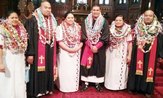 Faauuga faifeau Ekalesia Uesiliana Metotisi Samoa Niu Sila ma Ausetalia