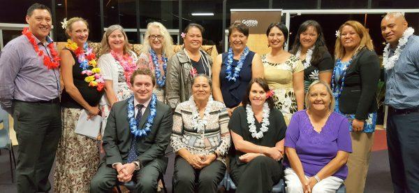 Dr Meaola Toloa, faapea nisi sa fai o latou sao ile polokalame ale Maori and Pacific Island Education Reference na faatautaia i Brisbane