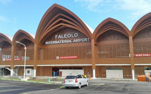 140 miliona galuega malaevaalele i Faleolo