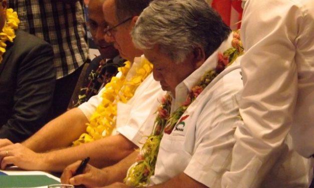 Saini Fiti Uea ma Futuna lagolago uaea o fesootaiga a Samoa