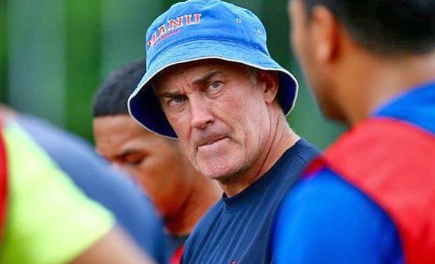 Suesuega faapitoa ile Faiaoga ale Samoa Sevens – Damian McGrath