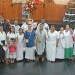 Aulotu Anglican Church Lotu Vakaviti Community Church tatalaina pesepesega 7 Aso Puaseisei Magele Sasae