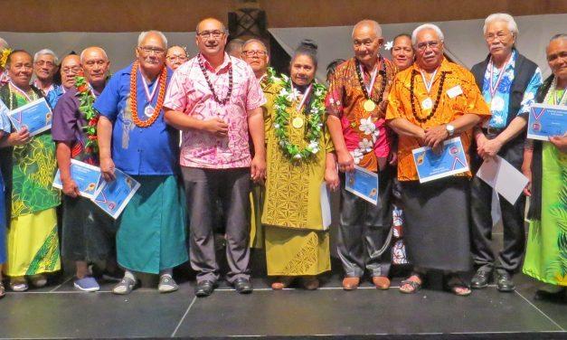 Tufatufa faailoga ale Walking Samoans i Aukilani