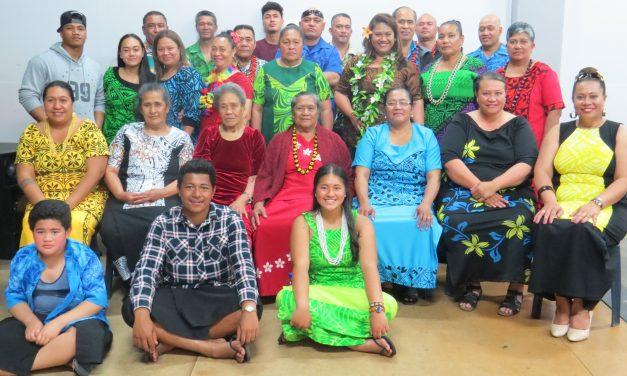 Faavae le Mafutaga ile tusi mai Samoa