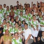 Autalavou Aso Fitu Samoa a Cornubia ia latou faafiafiaga sa fai ile po ole Aso Toonai, 26 o Novema