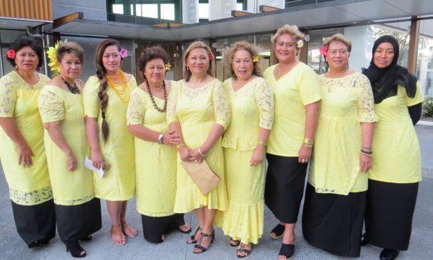 Faaauau galuega alofa SVSG Aukilani mo le Toomaga i Samoa