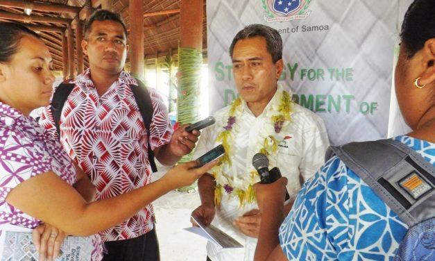 Saili auala faalelei atinae tamaoaiga o Samoa