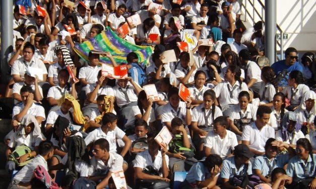 Naunau le Palemia e 100 afe faaopoopoga o tagata Samoa