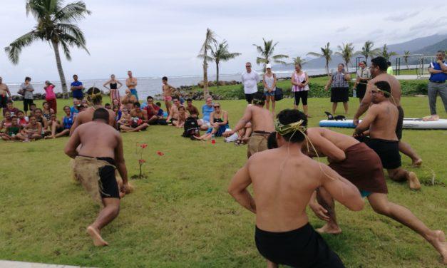 Waitangi Aau i Taumeasina