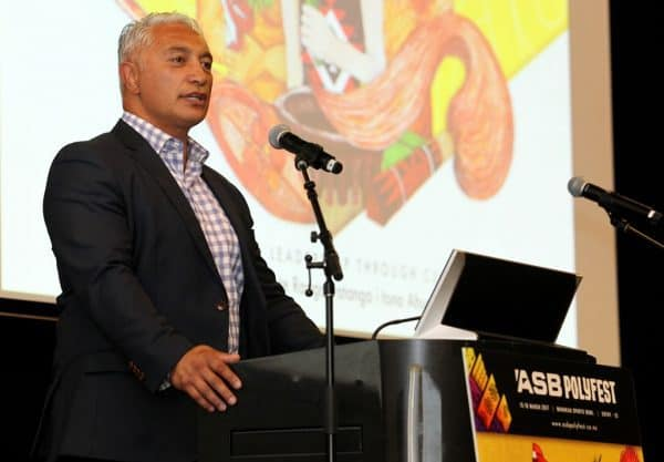 Alfred Ngaro - Minister for Pacific Peoples