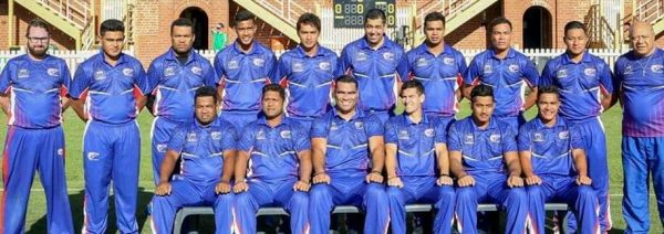 Samoa Cricket team