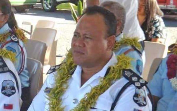 Le Komesina lagolago oloo faamalolo lē tumau, afioga Samoa Mulinuu Mulinuu