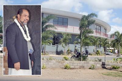 Pastor Samoa Unoi ole Ekalesia Peace Chapel