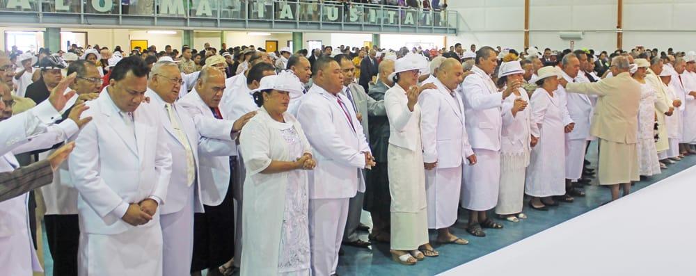 Faauuina faifeau fou Samoan Assembly of God
