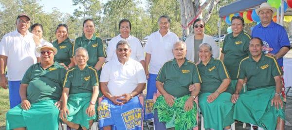 Team ale Samoan AOG Brisbane Central tulaga lua i 'au a alii