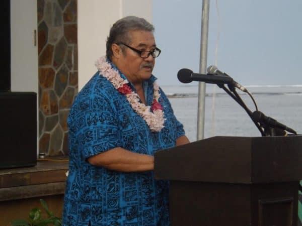 Faaalia ele Minisita o Tagata Tafafao i Samoa le afioga Sala Fata Lisati Pinati, o fesootaiga ole a saoasaoa ma vave, ole isi lea faatosina lelei e aumaia tulisi ile lalolagi i Samoa