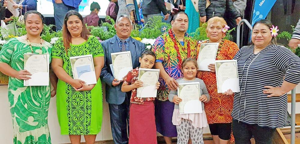 Tauaao e aiga Samoa sitiseni Niu Sila