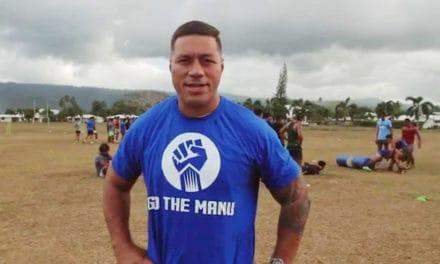 Filifilia Mahonri Schwalger e avea ma faiaoga ole U-20 a Samoa