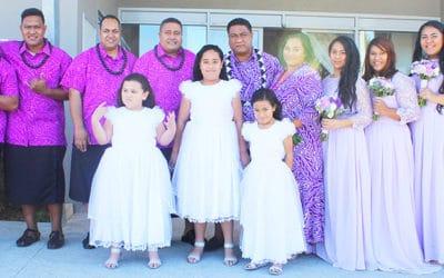 Maua i Kuiniselani le fugalaau mātala ale alii faifeau mai Samoa