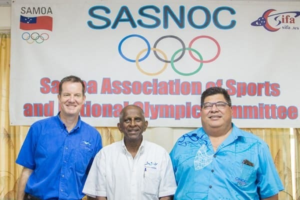 Pacific Games a Samoa 2019